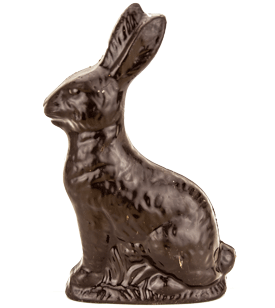 Easter 5 oz Classic Sitting Bunny
