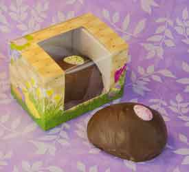 Fruit and Nut Easter Egg