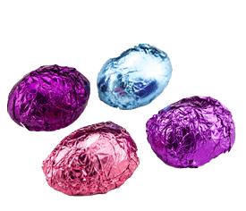 Easter 1 oz Marshmallow and Caramallow Mini Eggs
