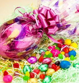 European Easter Egg