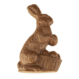 Easter 5.5 Inch SItting Bunny