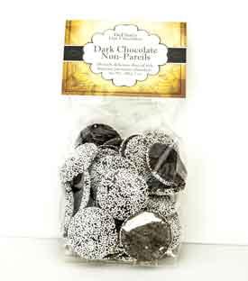 Chocolate Non-Pareils