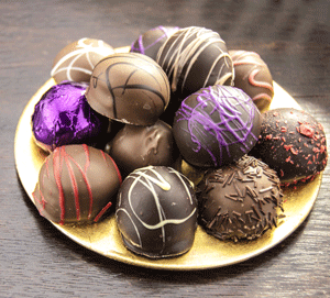 Fantasy in Chocolate - Assorted Truffles