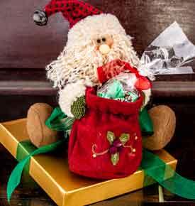 Santa's Stuffed Stack